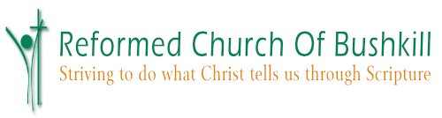 Logo for Reformed Church of Bushkill